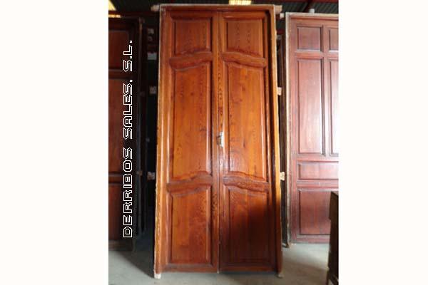 Puertas de mobila derribos sales for Puertas usadas de madera