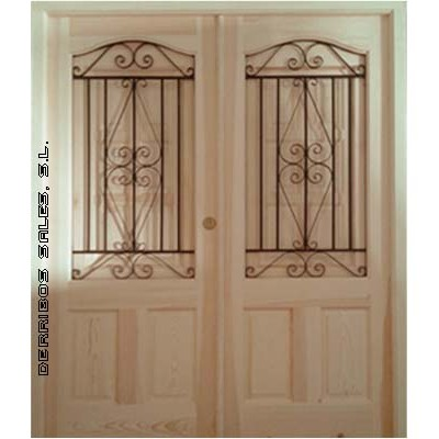 nueva-fabricacion-puerta-provenzal-reja-2-hojas