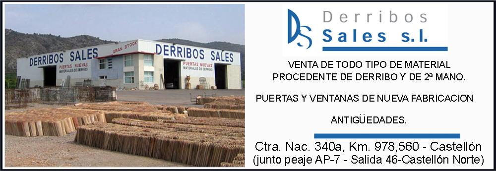 Materiales De Derribos Castellón