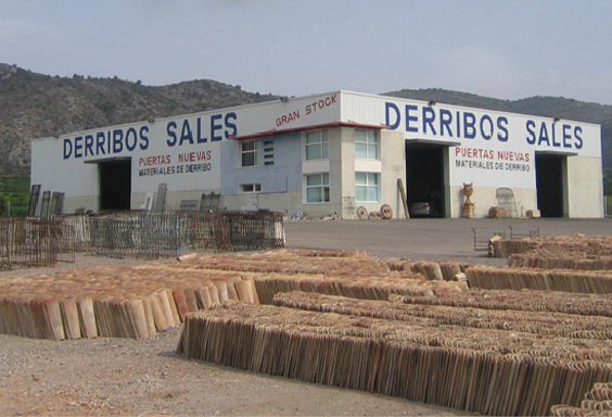 Empresa Derribos Sales