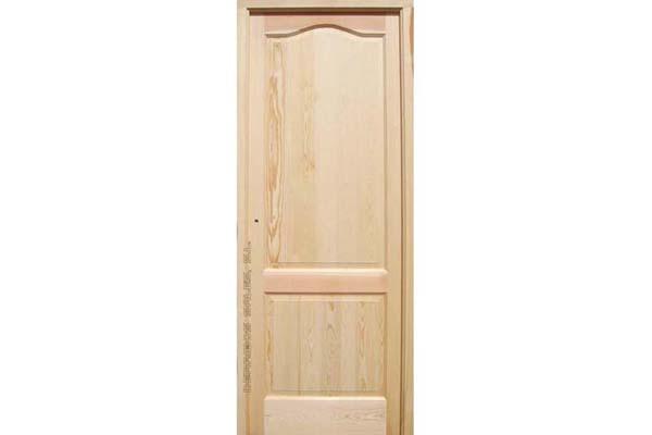 puerta provenzal, maciza, nueva
