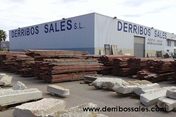 tablas de madera de encofrar