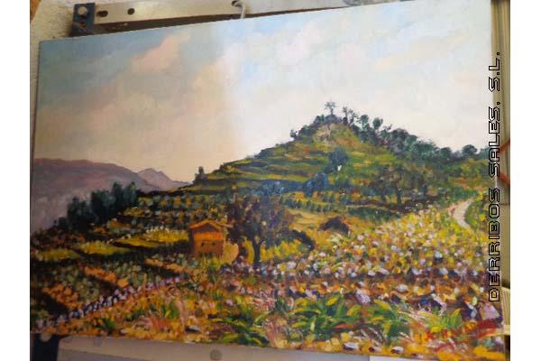 antiguedades-cuadro-paisaje