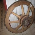 pareja de ruedas de cañon que se pueden vender por separado