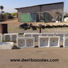 Fregaderos de marmol. Pilas de marmol de uno y dos senos en diferentes medidas. Los fregaderos son recuperados.