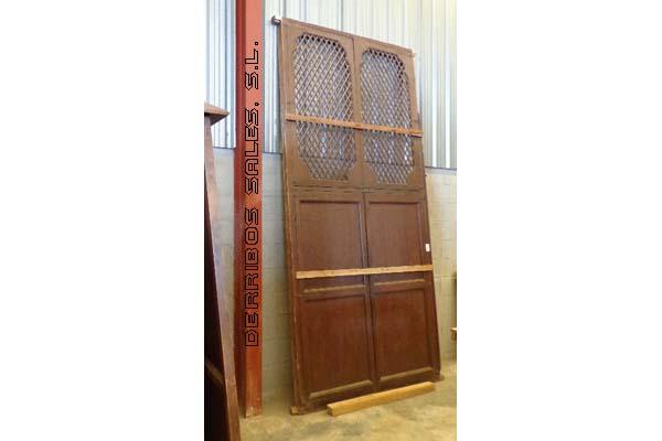 Alacenas grandes derribos sales for Puertas antiguas de derribo