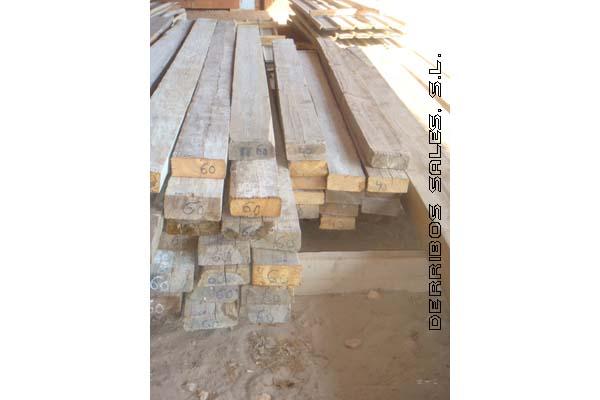 material-derribo-vigas-madera-cabirones