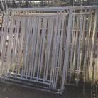 Rejas de hierro normal, hierro forjado o hierro colado. Normales o de hierro pasado, varios modelos y medidas.
