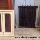 ventanas de madera, viejas