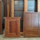 antiguas ventanas de madera