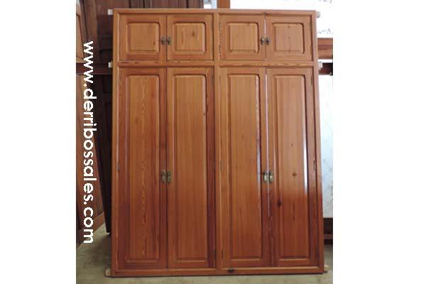 Puertas de madera derribos sales - Puertas de calle de madera ...