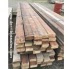 Cabirones de pino. Las medidas de los Cabirones de pino de son: 380 x 12 x 5,5 cm.