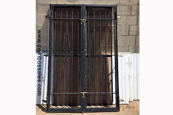 Puertas de hierro derribos sales - Puertas de derribos ...