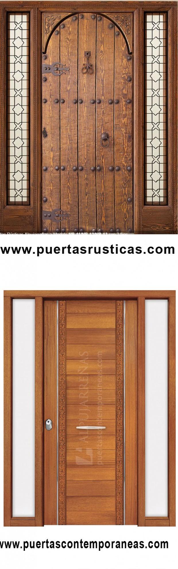www.derribossales.com distribuidor de www.puertasrusticas.com