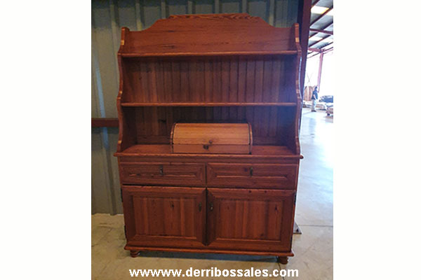 Alacena de mobila. Mueble aparador de cocina. Medidas: 120 x 175 x 32 cm